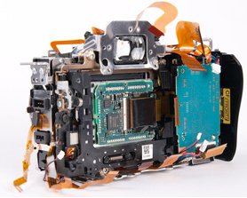 ремонт цифровых фотоаппаратов sony