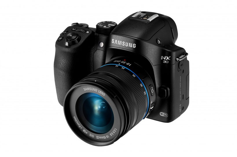 Цены на ремонт фотоаппаратов Samsung