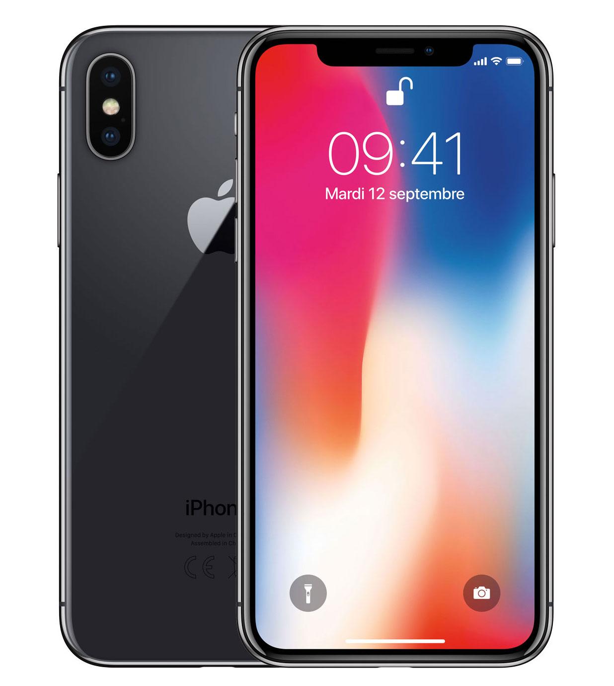 Цены на ремонт iPhone X