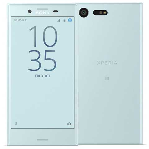 Цены на ремонт Sony Xperia X Compact