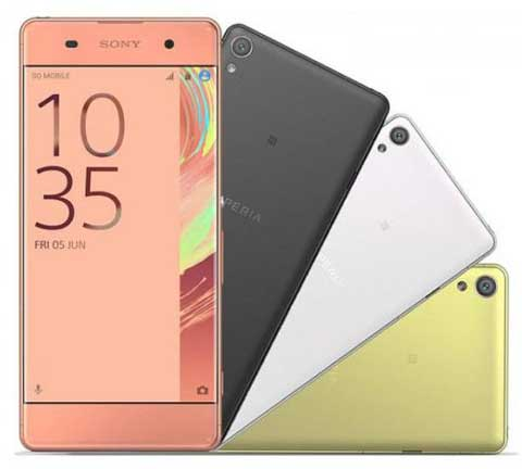Цены на ремонт Sony Xperia XA Dual