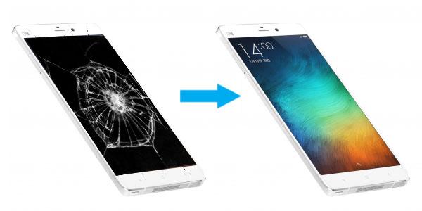 замена экрана Xiaomi со скидкой