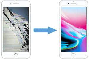 замена дисплеz iphone 8 plus