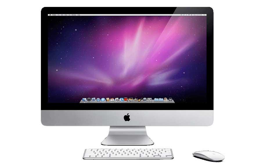 Цены на ремонт iMac 21.5