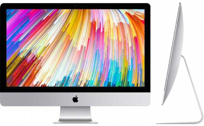 Цены на ремонт iMac 27