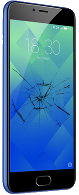замена дисплея Meizu M5