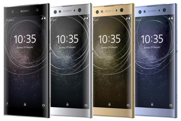 Цены на ремонт Sony Xperia XA2 Ultra
