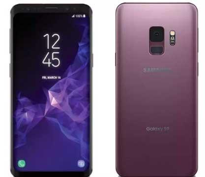 Цены на ремонт Samsung Galaxy S9