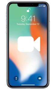 запись экрана iphone