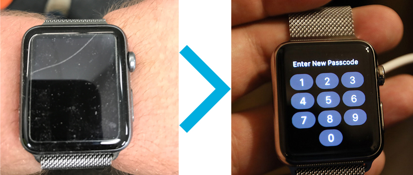 apple watch repair ремонт