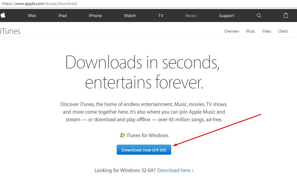 download itunes windows скачать