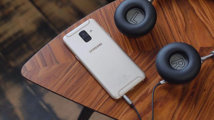 Samsung A6 speakers repair