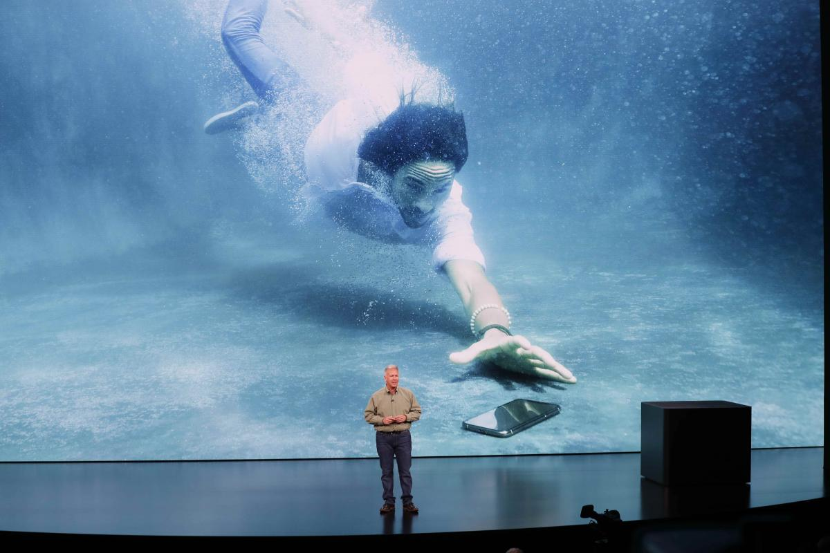 Защита от воды iPhone Xs Max