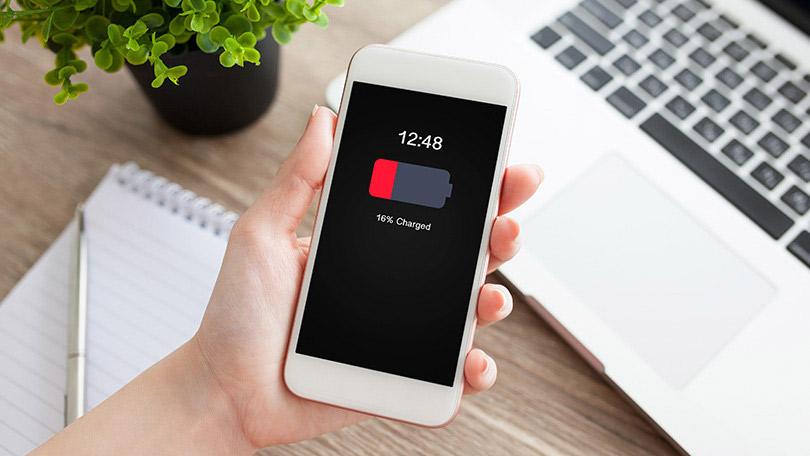 Акция замена аккумулятора iPhone
