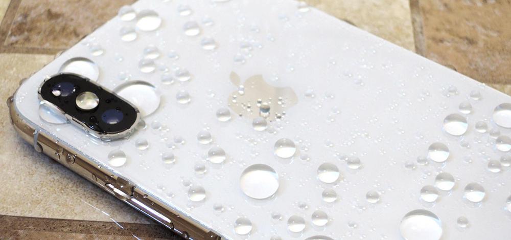 контакт с водой iPhone Xs