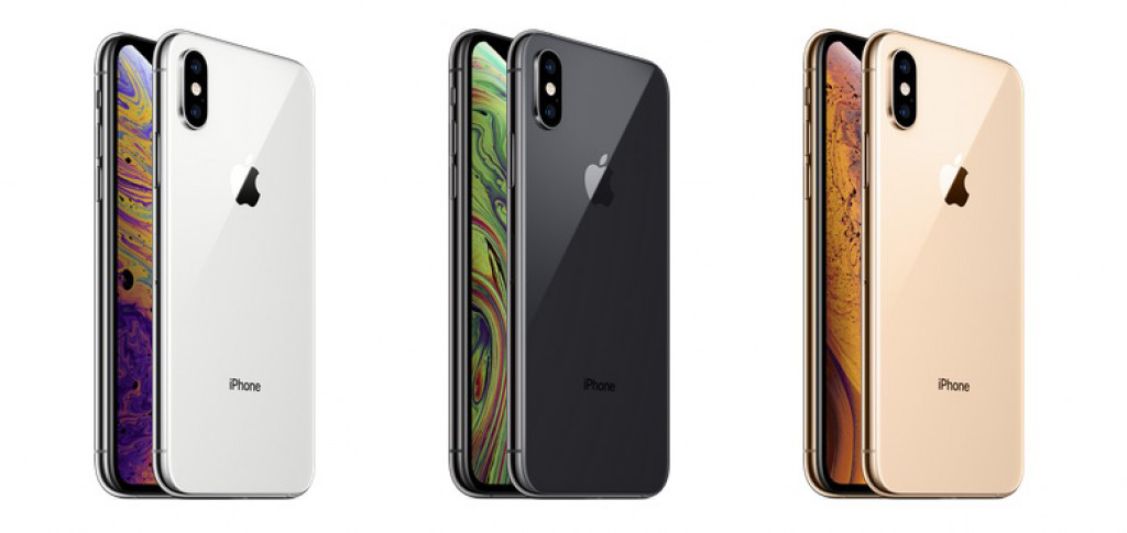 Дизайн iPhone Xs Max