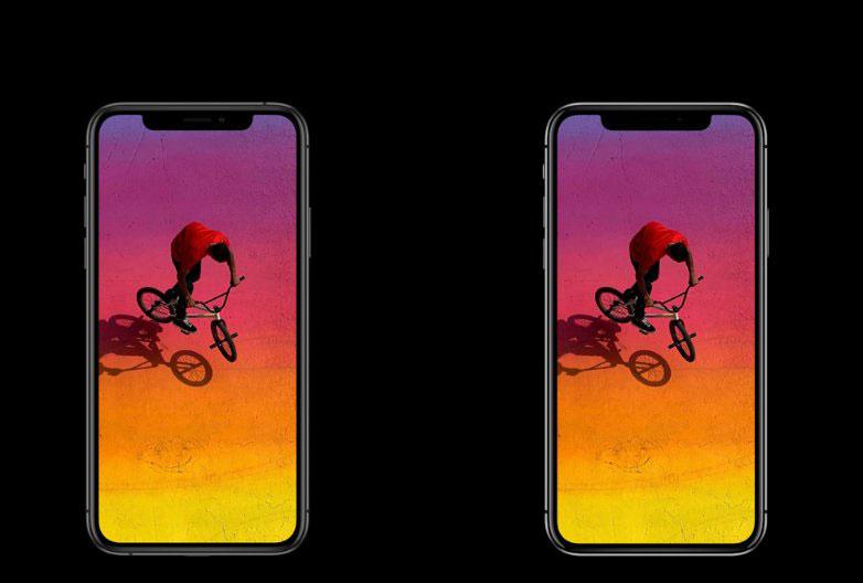 display iPhone Xs