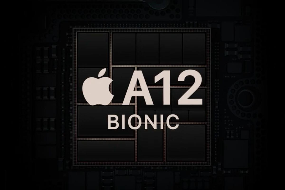 процессор iPhone Xs Max
