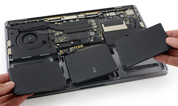 Замена матрицы macbook air Retina