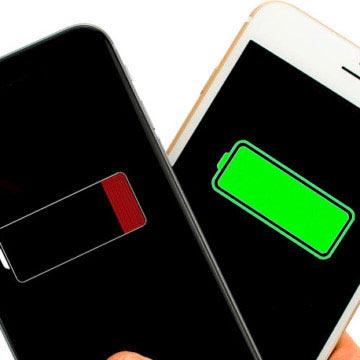 Новогодний подарок для iPhone — замените батарею