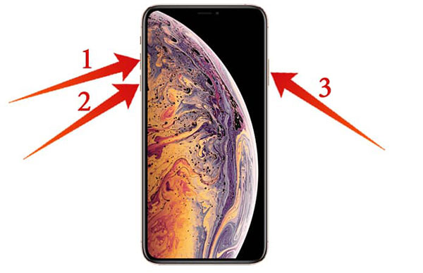 Способы перезагрузки iPhone XS