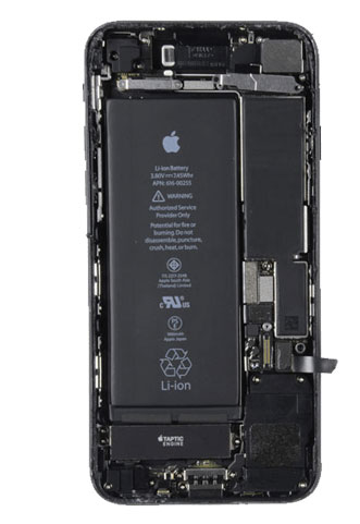 Ремонт-аккумулятора-iPhone-XR