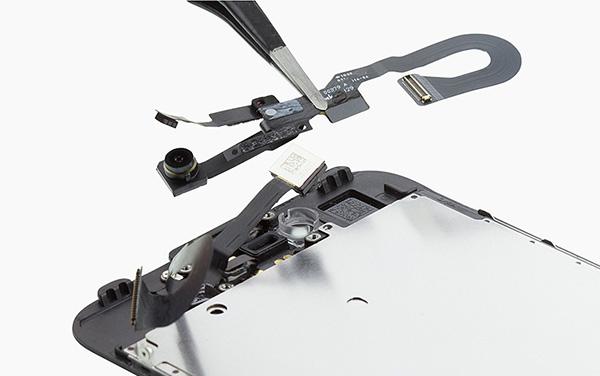 Причины-замены-фронтальной-камеры-айфон-8