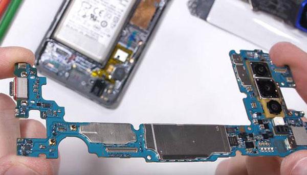 ремонт Samsung Galaxy S10e