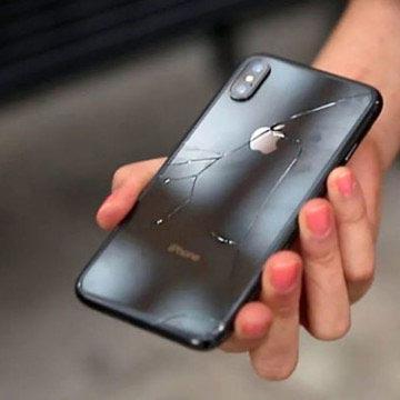 Замените заднюю крышку iPhone 8, 8+, Х, XS, XS Max, XR со скидкой!
