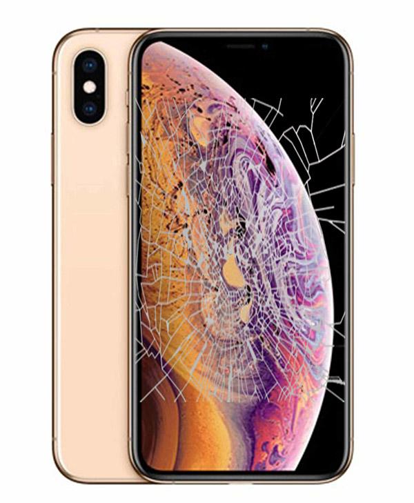 Замена-разбитого-экрана-iPhone-XS