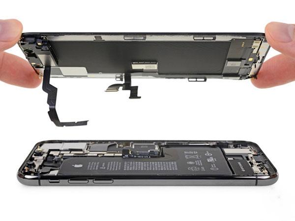 ремонт экрана айфона поколения X
