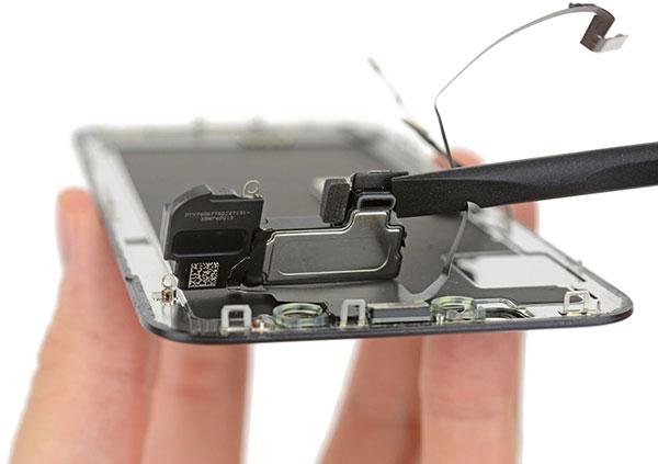 ремонт стекла iphone xs