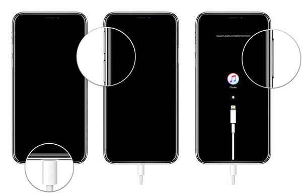 iTunes для iPhone поколения X