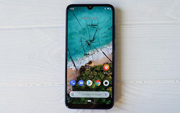 ремонт смартфона Xiaomi Mi A3