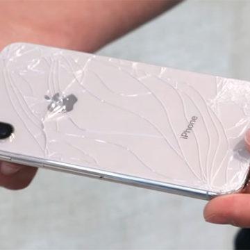 Лучшая цена на замену заднего стекла в iPhone 8, 8+, X, XR, XS, XS Max