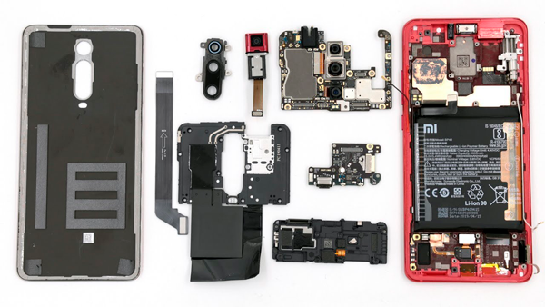 ремонт Xiaomi Redmi K20 Pro