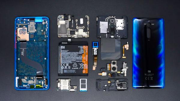 поломки Xiaomi Mi 9T