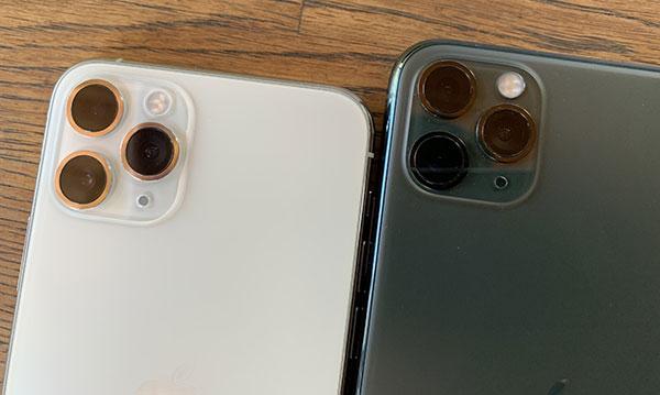 Ремонт камеры iPhone Pro 11