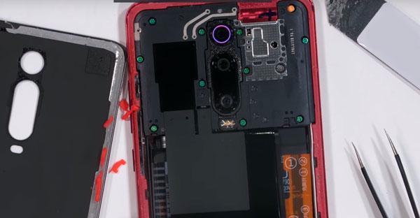 починить Xiaomi Redmi K20