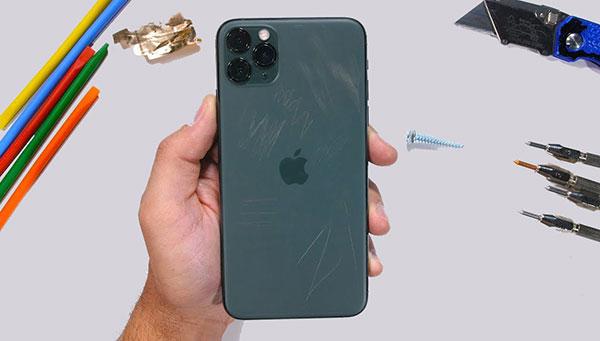 Особенности ремонта Айфон 11 Про
