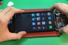 ремонт стекла дисплея Xiaomi Redmi 5