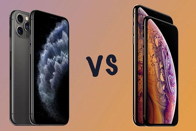 Противостояние Айфон 11 Про и XS