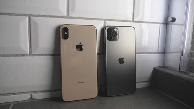 Сравнение прочности и размеров корпуса iPhone 11 Pro и XS