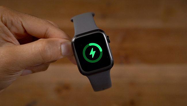 Как работает аккумулятор Apple Watch Serias 5