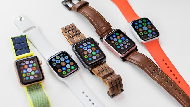 Особенности дизайна Apple Watch 5