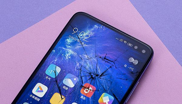 Разбился Xiaomi Redmi K30