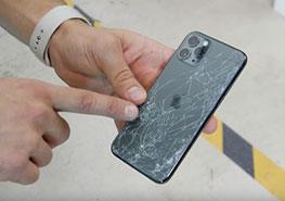 Замена заднего стекла iPhone 11 Pro Max