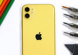 Особенности замены крышки Айфон 11