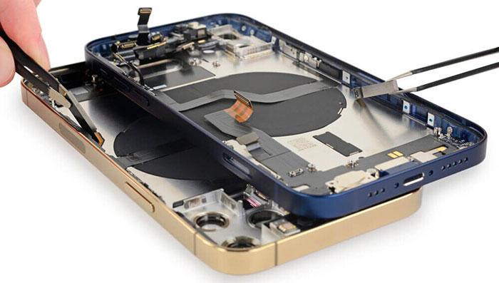Ремонт iPhone 12 pro max